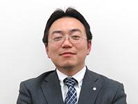 ブロック長の工藤昭博さん。