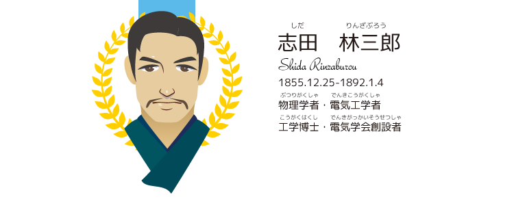 志田林三郎